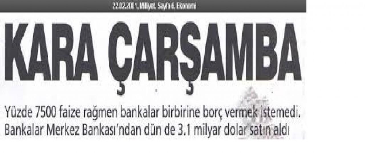 bcdturkey Kara Çarşamba Economik growth 2001 & 2008 crisis