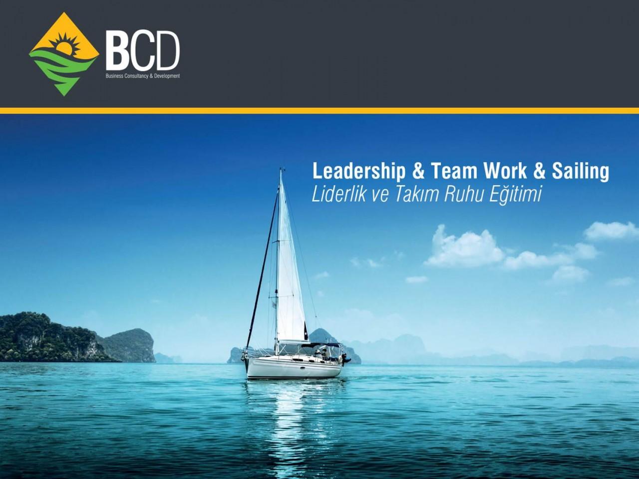 bcdturkey yelken liderlik takim ruhu 1 Yelkenli Tekne ile Liderlik ve Takım Ruhu Eğitimi