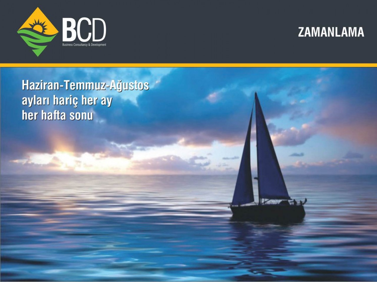 bcdturkey yelken liderlik takim ruhu 7 Yelkenli Tekne ile Liderlik ve Takım Ruhu Eğitimi